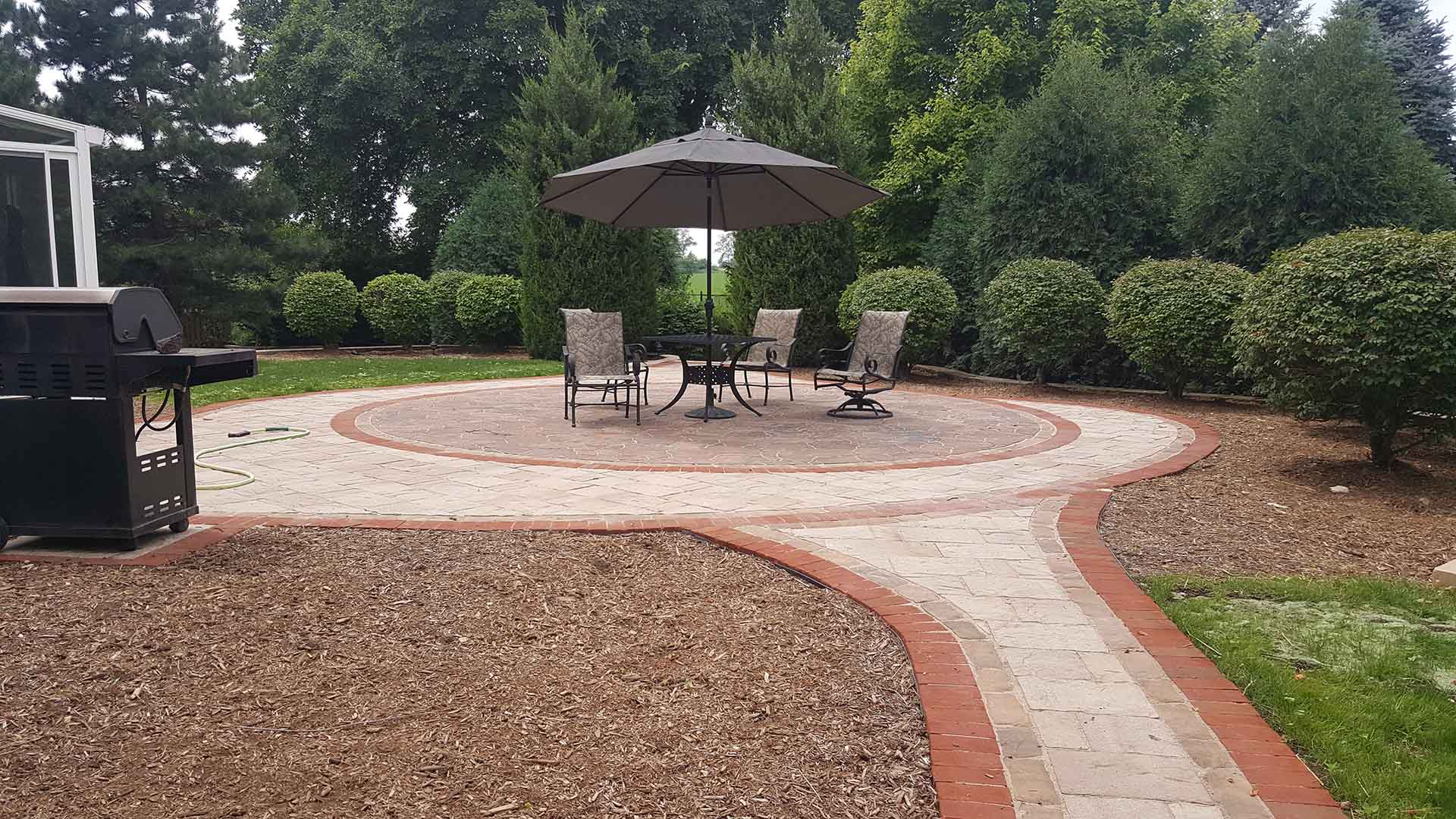 Schollmeyer Landscaping, Inc. Landscaping, Paving and Patios slide 4